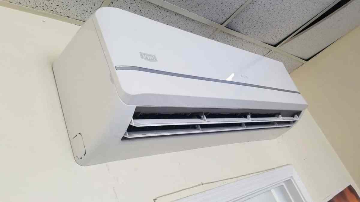 San Jose HVAC Services - Ductless Unit