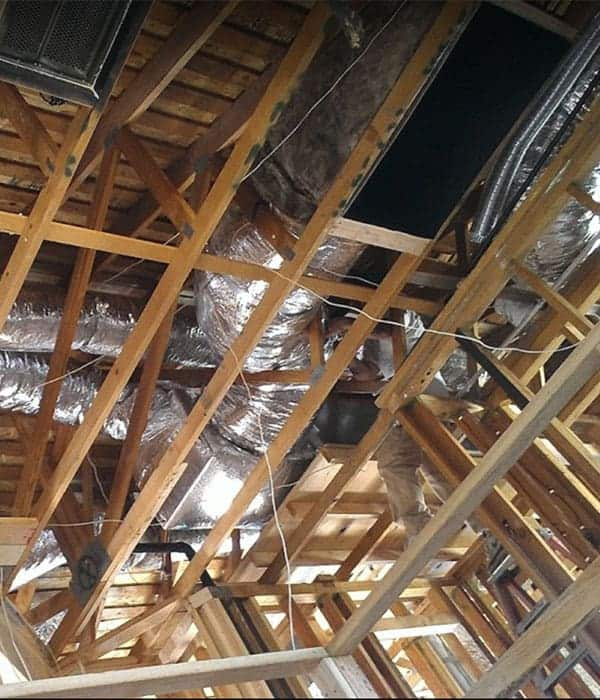 Silicon Valley Comfort HVAC Services - Ductwork
