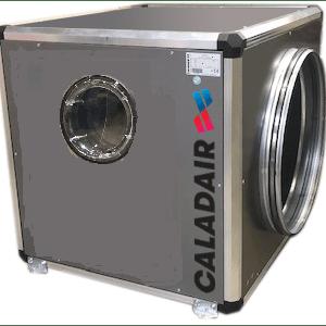 CLEARMOTION DU - Luchtzuiveringsapparatuur voor kanaalmontage max. 16000 m3/h