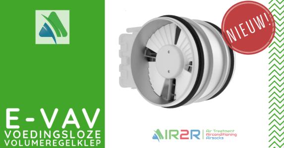Air2R - E-VAV - productbanner