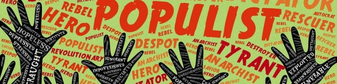call for papers Promised land of populism?