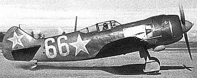 Ла-5 самый массовый советский самолет с двигателем ...