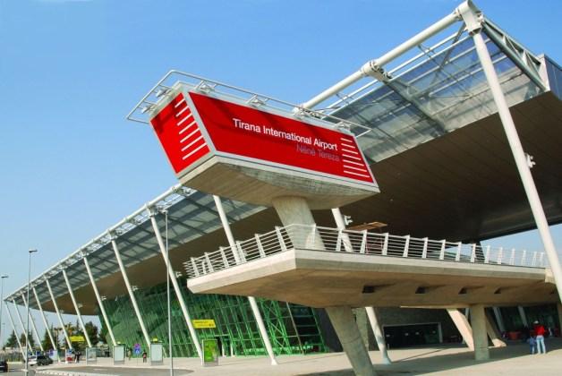 airport tirana