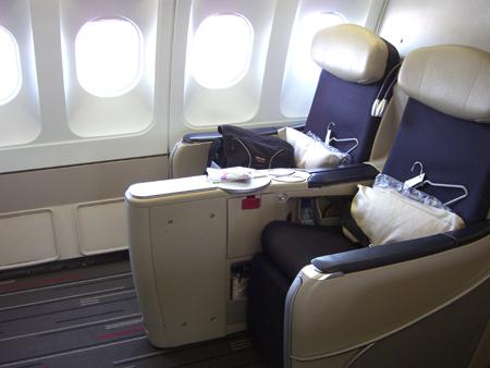 air-france-seat