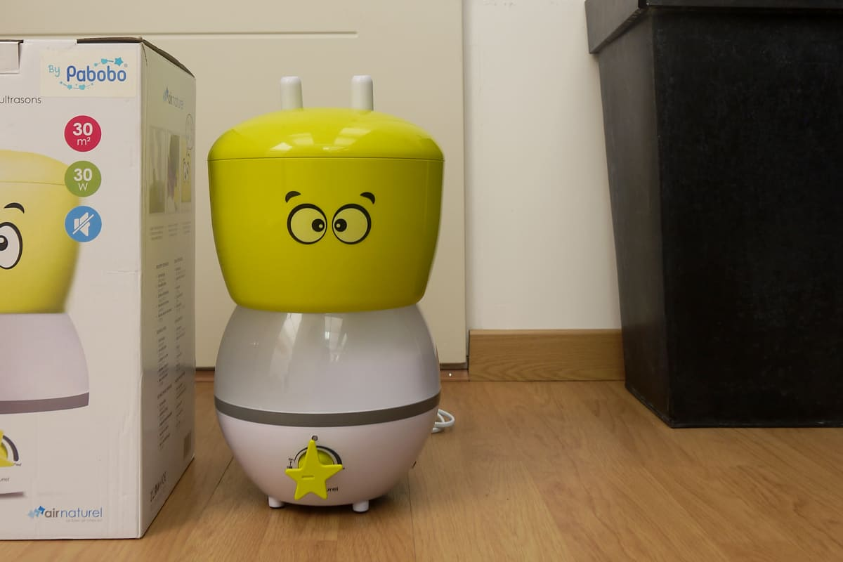 Gotakid humidificateur pour enfants packaging