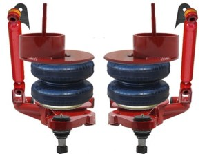 Trust The Air Suspension Ride Pros; Find Exclusive Deals on Hot Rod Suspension, Lift Kits