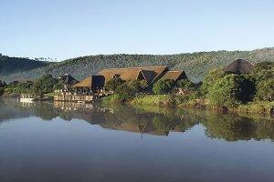 Kariega - River Lodge exterior