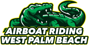 airboat riding west palm beach logo 01