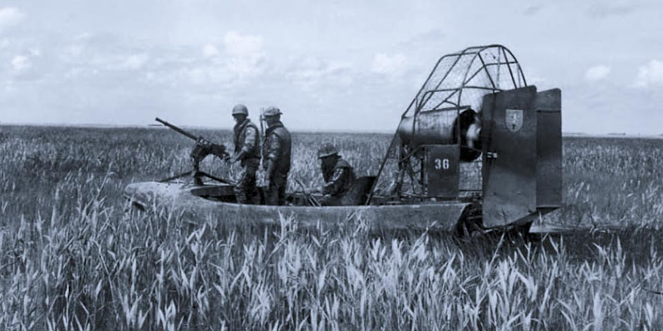 History & Use of Airboats