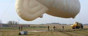 military parachute training