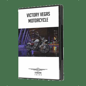 Victory Vegas Motorcycle Case