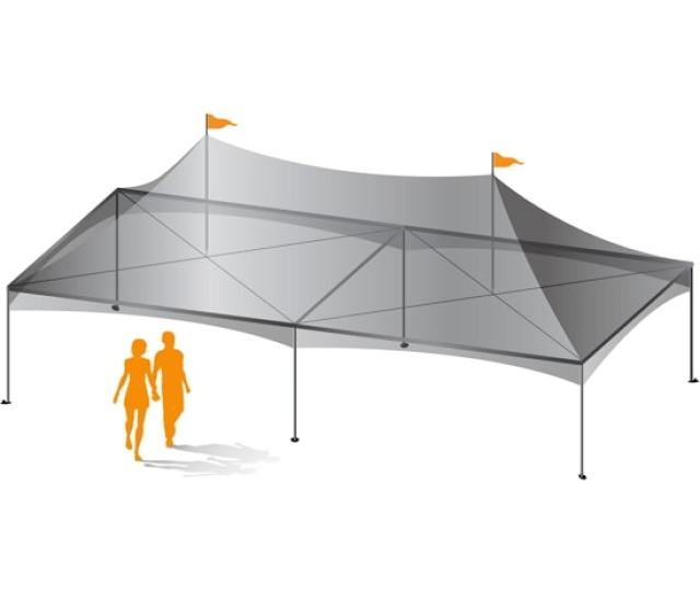 E  B E  B Custom Canopy Tent