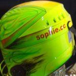 Skihelm für Sophie
