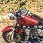 Eine Harley Lackierung nach Berlin