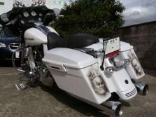 エアブラシ バイク