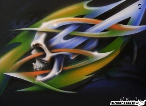 Mad Airbrush Nikolay Kozlov 2 500x365 - Mad Airbrush Art by Nikolay Kozlov