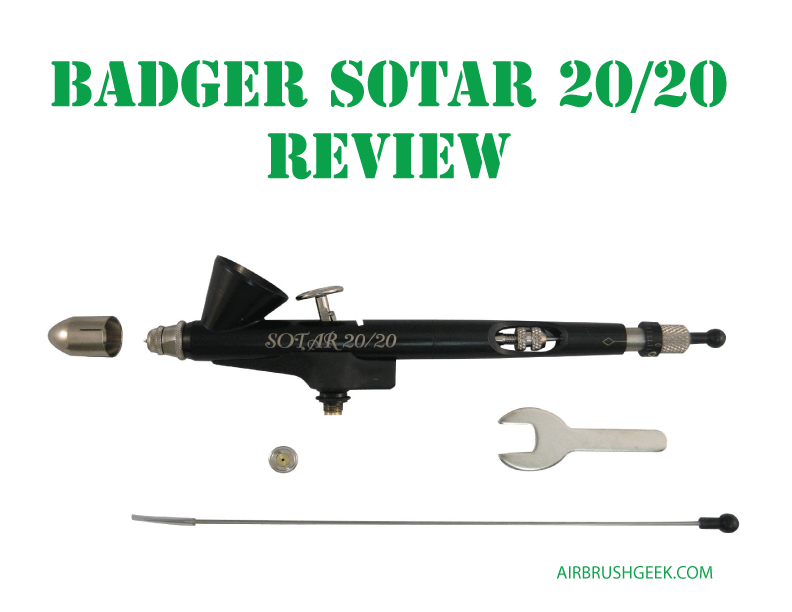 Badger SOTAR 20/20 Review