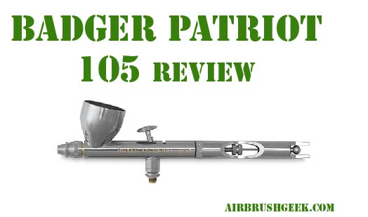 Badger Patriot 105 Review