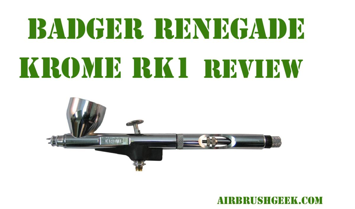 Badger Renegade Krome Review