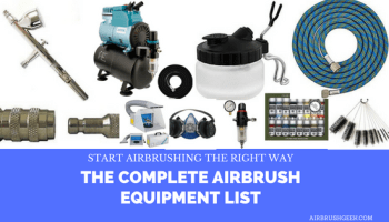 Best Airbrush Compressor: Airbrush Compressor Buying Guide