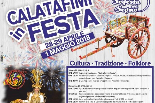 Raduno Calatafimi 28-29-30 Aprile e 1° Maggio