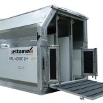 Horse Sense Jettainer Offers Leasing Option For Flying Stables