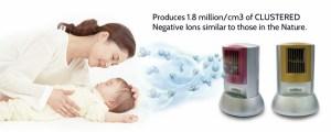 Air Cleaner Singapore, Air Purifier Singapore, Negative Ions