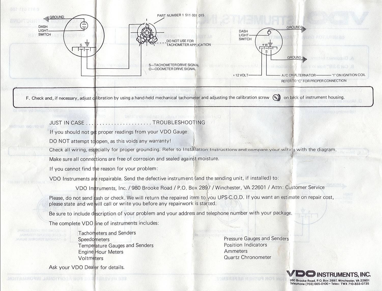 wiring diagrams   tel tac tachometer wiring diagram