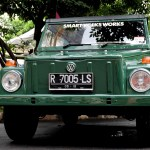 minggu volkswagen 4 - air cooled syndicate - happy thing