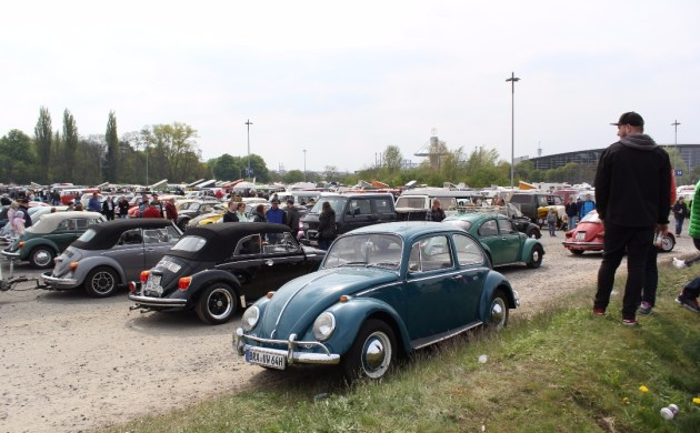 The 34th Maikaefer Treffen