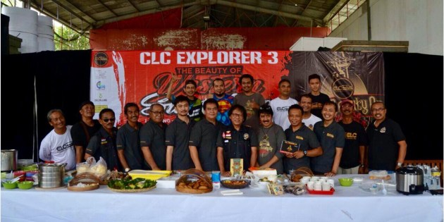 Syukuran Perjalanan Caravelle Lover's Community ke Sumatera Barat
