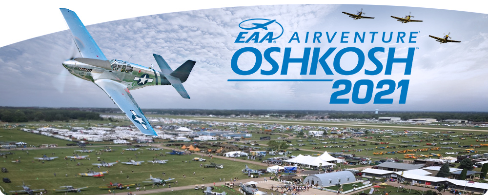 EAA AIRVENTURE OSHKOSH | Aircraft Spruce Canada