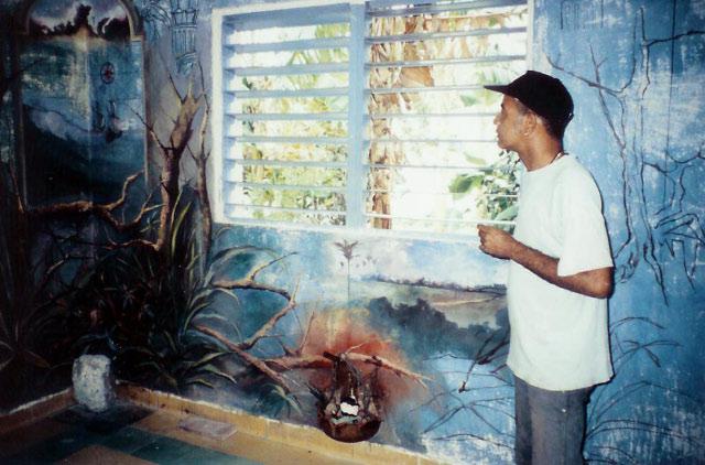 aircube project 20 - JOSE SEOANE HERNANDEZ (CHINO) - El Cobre/CU, 1997