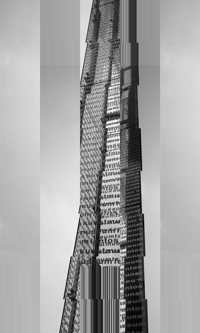 URSA SCHÖPPER -  - 2014 - aludibond - unikat - 50x30cm