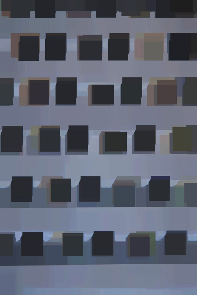 URSA SCHÖPPER - partitur - 2014 - aludibond - unikat - 120x80cm