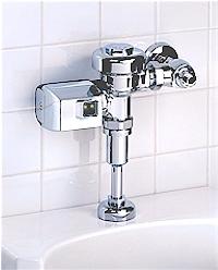 auto flush toilet, great invention