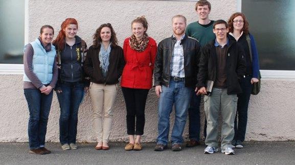 Team in Stornoway