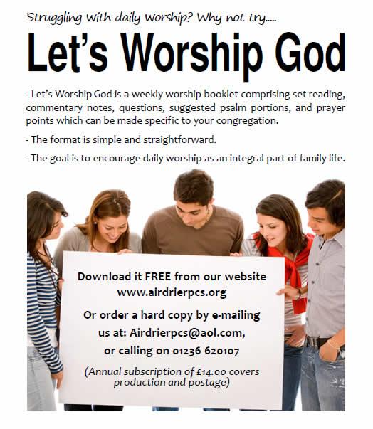 LWG flyer