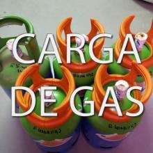 Carga de gas aire acondicionado