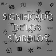 SIMBOLOS AIRE ACONDICIONADO