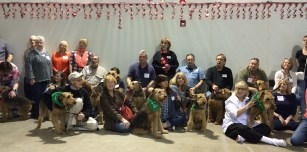 2016 Aire Faire Airedales and their Owners