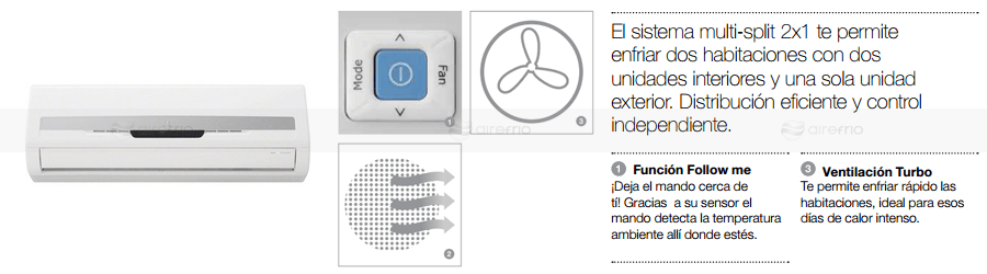 Electrolux Comfort Cool