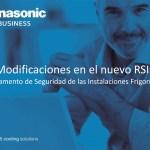 Nuevo RSIF Comunicado Panasonic
