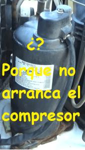 Porque No Arranca El Compresor De Aire Acondicionado