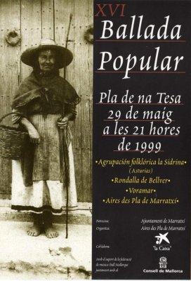 XVI Ballada Popular