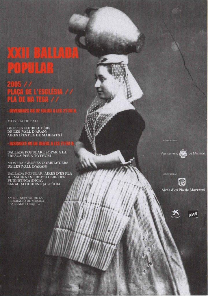 XXII Ballada Popular