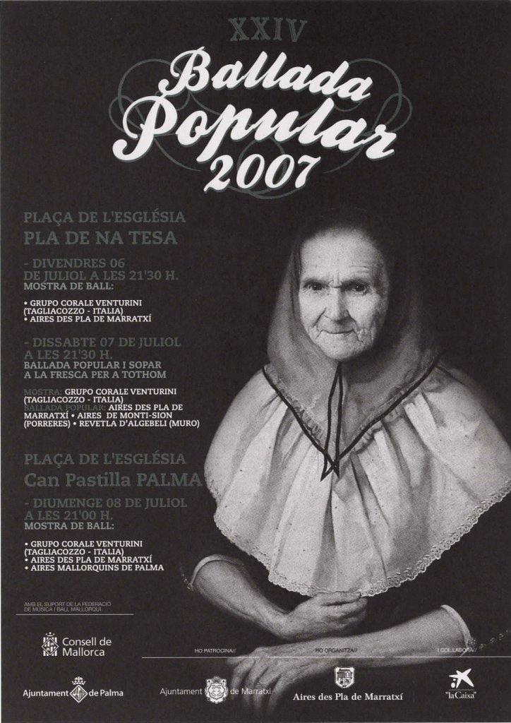 XXIV Ballada Popular