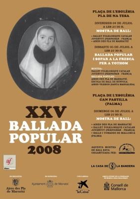 XXV Ballada Popular