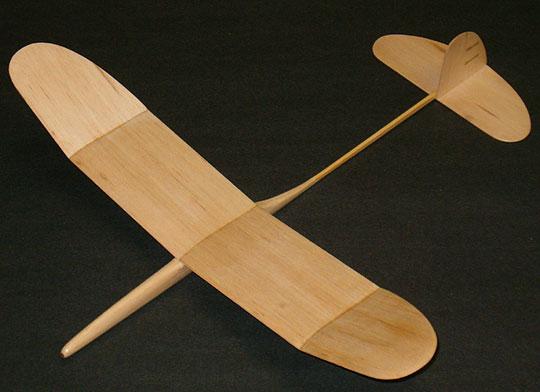 simple balsa wood airplane plans