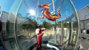 Normandie : Simulateur de chute libre